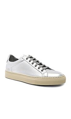 Leather Achilles Retro Low