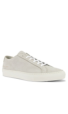 Original Achilles Low Suede Sneaker Common Projects $423