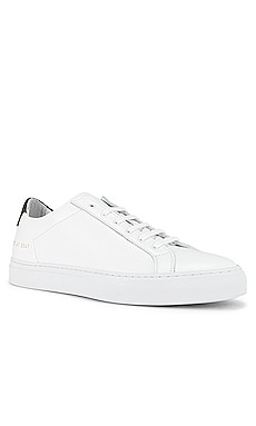 Retro Low Sneaker Common Projects $465 BEST SELLER