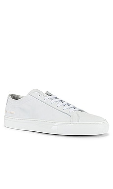 SNEAKERS ACHILLES NUBUCK LUX Common Projects $452 BEST SELLER