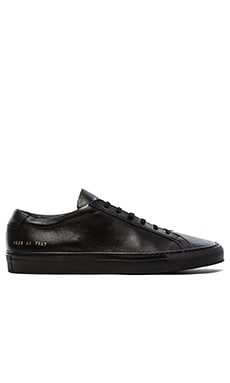 Original Achilles Low en Noir
