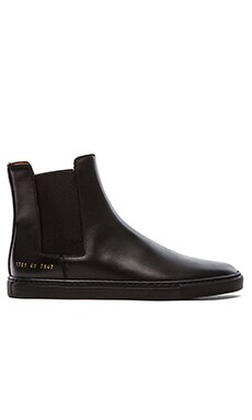 Common Projects Chelsea Rec in Black