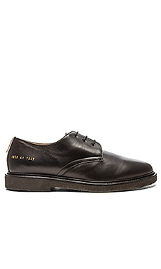Common Projects Cadet Derby in Black