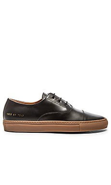 Common Projects New Rec en Noir