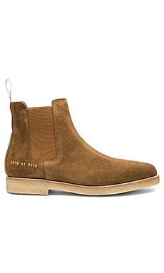 Chelsea Suede Boot