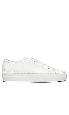 Tournament Low Platform Super Sneaker Common Projects $415