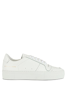 Full Court Saffiano Sneaker Common Projects $505