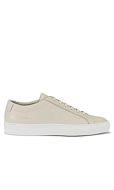 Achilles White Sole SS21 Sneaker Common Projects $461