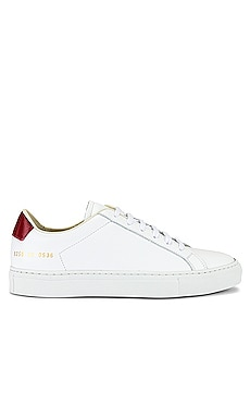 Retro Low Sneaker Common Projects $454