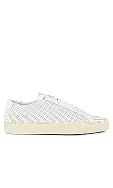 Achilles Low Perforated Sneaker Common Projects $456