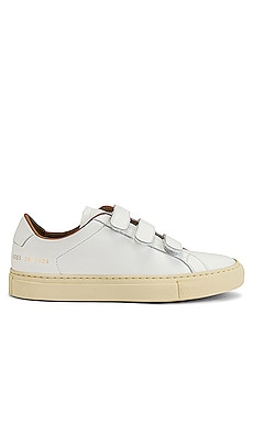 Achilles Low Velcro Sneaker Common Projects $482