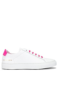 SNEAKERS RETRO LOW FLUO Common Projects $326