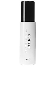CRÈME HYDRATANTE SPF 15 INTENSIVE DAILY Context $40 BEST SELLER