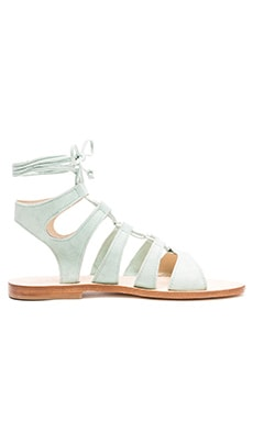 Recommone Sandal in Seafoam