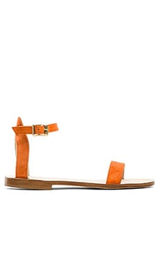 CoRNETTI Campanella Sandals in Orange