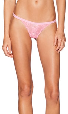 Cosabella Never Say Never Skimpie G-String in Lotus