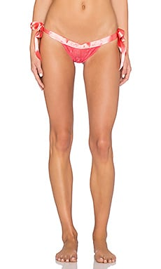 Cosabella Erin Fetherston LR Thong in Shell Pink