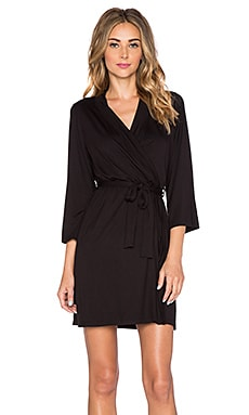 Cosabella Talco Robe in Black