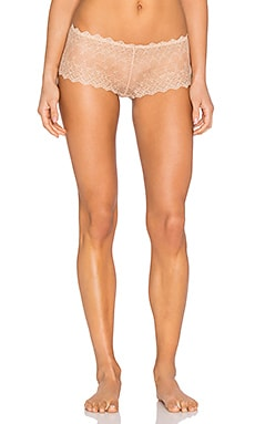 Cosabella Papyrus Low Rise Hotpant in Nude