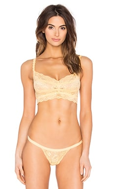 Cosabella Never Say Never Sweetie Soft Bra in Sun Dusk