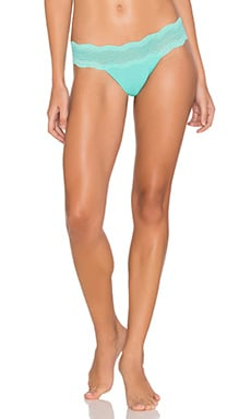 Dolce Thong in Mint
