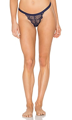 Cosabella Cheyenne G String in Navy Blue