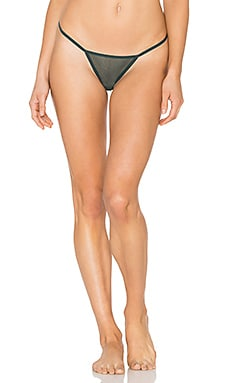 Cosabella Soire G String in Pine