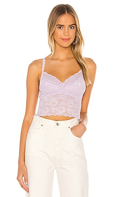 Never Say Never Cropped Cami Cosabella $79