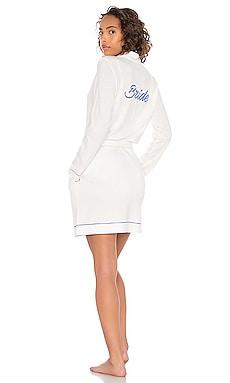 Bella Bridal Robe Cosabella $98