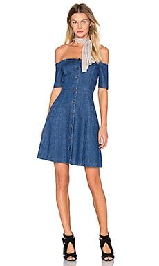 Cosette Clarisse Dress in Marlin Blue