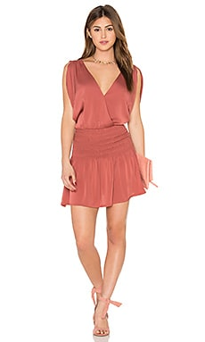 Gabrielle Dress en Bois De Rose
