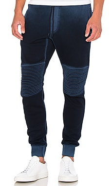 COTTON CITIZEN The Biker Jogger in Navy