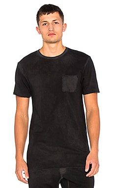 COTTON CITIZEN The Jagger Tee in Vintage Black