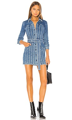 ROBE COURTE CABALLO COTTON CITIZEN $445 BEST SELLER