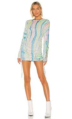 x REVOLVE Lisbon Long Sleeve Dress COTTON CITIZEN $185
