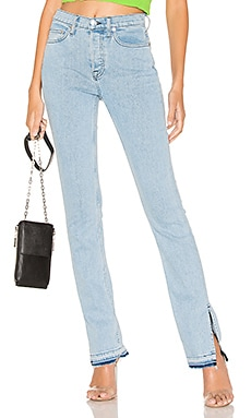 High Split Jean COTTON CITIZEN $295