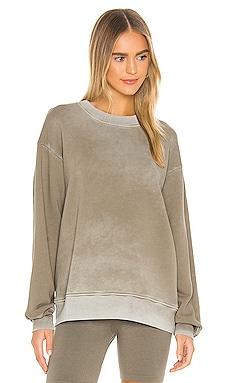 Brooklyn Oversized Crew Sweatshirt COTTON CITIZEN $225