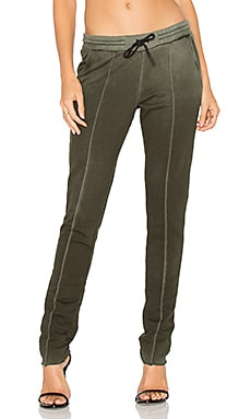 Milan Trouser Pant in Olive