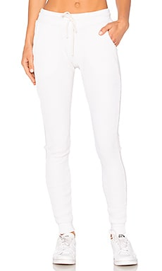 The Monaco Thermal Jogger in Bone