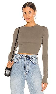 The Verona Crop Shirt COTTON CITIZEN $90