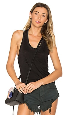 The Mykonos Racer Tank COTTON CITIZEN $66