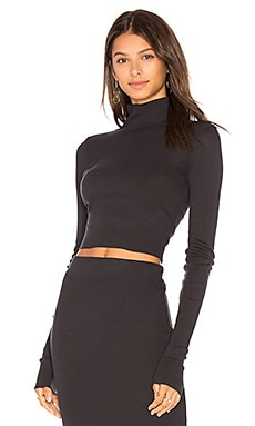The Melbourne Crop Turtleneck