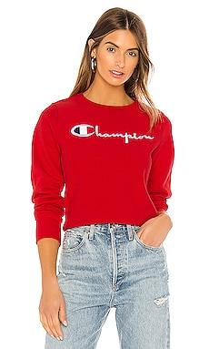 Logo Sweatshirt Champion $110 NEW ARRIVAL