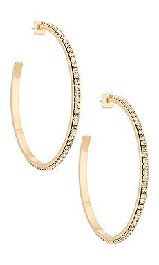 Medium Glacier Hoop Earrings Cloverpost $124