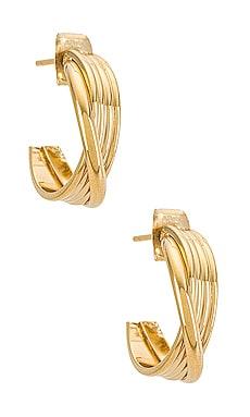Lennon Earring Cloverpost $88