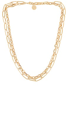 Knit Necklace Cloverpost $154