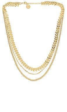 Plait Necklace Cloverpost $159