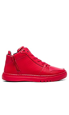 Creative Recreation Adonis Mid in Red Red