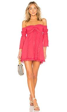 Фото - Платье campana - Charo Ruiz Ibiza розового цвета