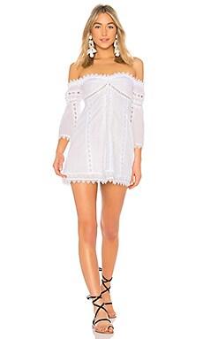 Платье со спущенными плечами campana - Charo Ruiz Ibiza